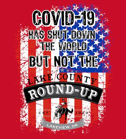 COVID-19 Can't Stop Us - Youth Red