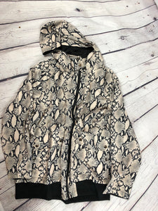 Queen Sized Reversible Jacket