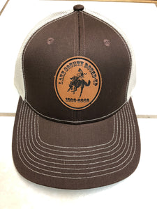 Lake County Round-Up Hat