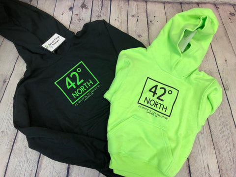 Youth Lakeview Latitude Sweatshirts