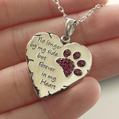Forever in My Heart Necklace! - FREE SHIPPING