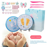 Baby Hand & Footprint Kit - Create Tomorrow's Precious Memories
