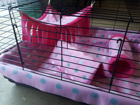 Cage Liners with Sides
