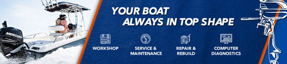 outboard workshop service and maitenance repair and rebuild computer diagnostics