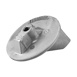 Zinc anode for Honda outboard 75-90-115-130 hp, 41107-ZV1-003