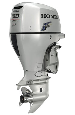 Brand new Honda Outboard BF150, 150hp, 25'' shaft extralong, from 2008