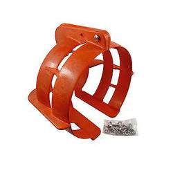 "11"" Outboard PropGuard 25 - 35 hp orange propeller guard outboard boat engine - ssimarine"