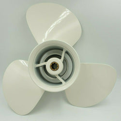 11.75 X 7 R Propeller for Yamaha Outboard 8hp 9.9hp 4stroke High Thrust 69G-45943 F8A FT8A F9.9A FT9.9A FT9.9D - ssimarine