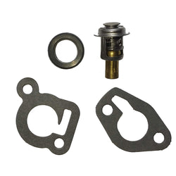 Thermostat Kit Mercury, Mariner Outboard 25 30 40 hp 2 CYL 14586A3 gasket seal
