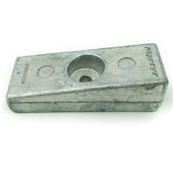 BAR ZINC ANODE FOR HONDA OUTBOARD BF40-BF250 HP, 4119-ZW1-B00