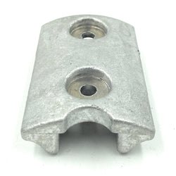 Curved block Anode for Evinrude Johnson Outboard70-120hp, 431708