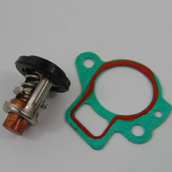 YAMAHA OUTBOARD  25 30 40 50 60 HP 4 stroke THERMOSTAT  & GASKET 66M-12411-00 - ssimarine