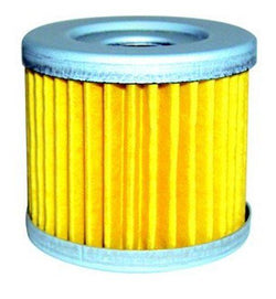 OIL FILTER ELEMENT FOR OUTBOARD 8 9.9 15 HP replaces: OMC/Johnson/Evinrude: 5033102, 5033107, 763454; Suzuki: 16510-05240, 16510-45H10; Sierra: 18-7903 - ssimarine