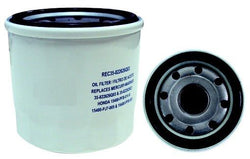 OIL FILTER OUTBOARD 8 9.9 15 20 30 HP REPLACES YAMAHA 35-822626Q03 Tohatsu: 3R0076150 Honda: 15400-PFB-004 Mercury Mariner: 35-822626K03 OMC/Johnson/Evinrude: 5041144 - ssimarine