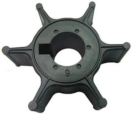 Yamaha outboard water pump  impeller 20 25 hp late 2 stroke replace 6l2-44352-00 - ssimarine