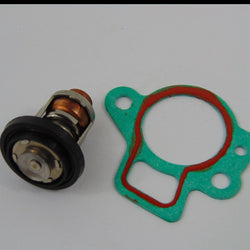 YAMAHA OUTBOARD THERMOSTAT  & GASKET FT9.9 F9.9 F15 F25 F30 F40   66M-12411-00 - ssimarine