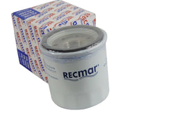 OIL FILTER replaces Johnson/Evinrude: 0765598, 0778886, 5033539,; Suzuki: 16510-61A01, 16510-61A20/A21, 16510-61A20/A21-MHL,  16510-61A30, 16510-61A31, 16510-90J00; Sierra: 18-7896 - ssimarine