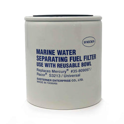 Water Separating Fuel Filter for Mercury 35-809097