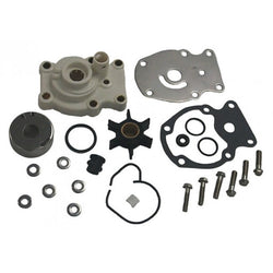 Water pump kit impeller for 20 25 35hp '80-'05 Johnson Evinrude Outboard, 777803, 393509, 390344