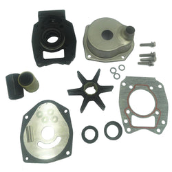 Water Pump Impeller Kit with Housing for Mercury, Mariner Outboard 40-125hp 43055A4