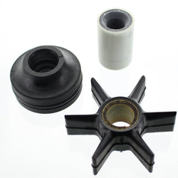 Water pump impeller repair kit Mercury 30hp 40hp 50hp 60 hp EFI outboard 46-812966A12 - ssimarine