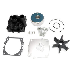 Water Pump Impeller Repair Kit with Housing 150-300hp 61A-W0078-A2/A3 - ssimarine