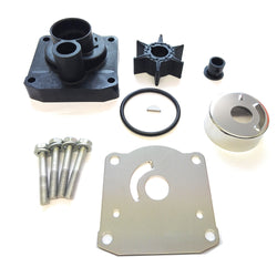 Water Pump Impeller Repair Kit 61N-W0078-11-00 For Yamaha 25hp Outboards - ssimarine