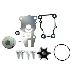 Outboard Water Pump Impeller Repair Kits 6BG-W0078-00 for Yamaha Replacement Water Pump 40HP Outboard Motor - ssimarine