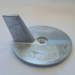 Zinc Trim tab anode for outboard Yamaha 40hp 50hp 4 st 664-45371-01 20-50 hp 2st - ssimarine