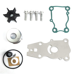 Water pump Impeller Kit 66T-W0078-00 for Yamaha 25hp 30hp 40hp - ssimarine