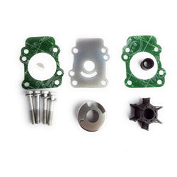 Water Pump Housing Repair Kits for Yamaha 682-W0078-A1 9.9HP 15HP 4 Stroke F9.9 FT9.9 F8 (1984-1995) - ssimarine