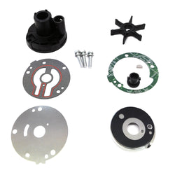 Outboard Water Pump Repair Kit for Yamaha 689-W0078-A6 25HP 30HP - ssimarine