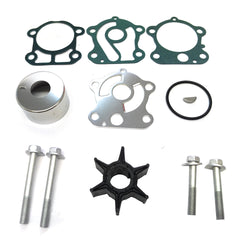 Water pump impeller repair kit Yamaha 60HP 70HP 75HP 80HP 688-w0078-02 - ssimarine