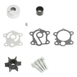 Water Pump Impeller Repair Kits 696-W0078-00 for Yamaha 48HP - ssimarine