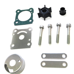 Water Pump Impeller Repair Kit for Yamaha 6N0-W0078-A0 6G1-W0078-A1 6HP 8HP - ssimarine