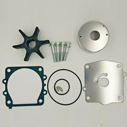 Water Pump Impeller Repair Kit 150HP 175HP 200HP 225hp Yamaha 6G5-W0078 - ssimarine