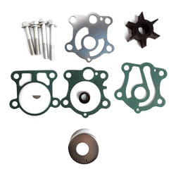 Water Pump Impeller Replacement Repair Kit Yamaha 6H4-W0078-00 40HP 50HP - ssimarine