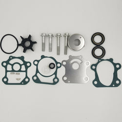Water Pump Impeller Repair Kit F70 70HP 4 Stroke Yamaha Outboard 6CJ-W0078-00 - ssimarine