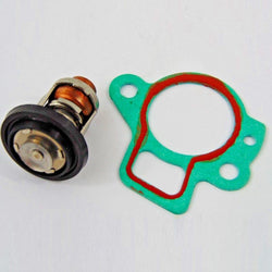 KIT THERMOSTAT & GASKET for Mercury Mariner outboard 60 70 HP,14586, 50°C 122°F