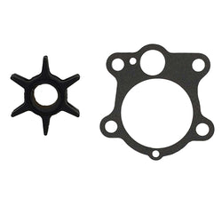 Water pump impeller & gasket 25 30 40 50hp for Yamaha outboard 2str 6h4-44352-02