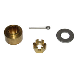 PROP NUT KIT FOR SUZUKI OUTBOARDS 20 25 30 HP 57630-96300 WASHER SPACER