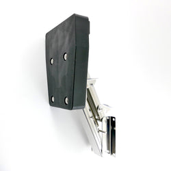 Stainless Steel Auxiliary Outboard Motor Bracket