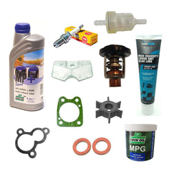 Complete Service Maintenance Kit 4 hp 4 stroke F4A for Yamaha outboard engine