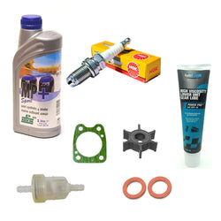 Service Maintenance Kit 4 hp 4 stroke F4A oil impeller for Yamaha outboard engine