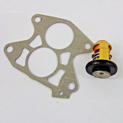 Thermostat & Gasket for Yamaha Outboard 75 80 90 HP 2 stroke 688-12411-10 688-1241