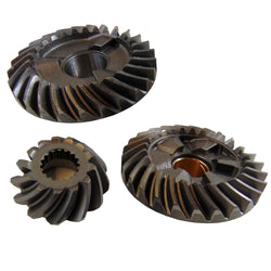 Gear set Yamaha outboard 75 80 85 90 hp 2 stroke 688 forward reverse pinion 688-45551-00 688-45560-00 688-45571-00 - ssimarine