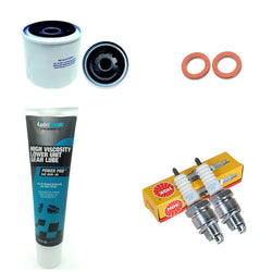 Service Maintenance kit for 9.9 - 15 hp Yamaha outboard 4 stroke oil filter