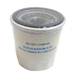 OIL FILTER OUTBOARD 15 40 25 50 80 100 HP REPLACES YAMAHA 3FV-13440-00 Mercury Mariner 35-822626Q03 - ssimarine