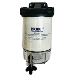 COMPLETE OUTBOARD MOTOR FUEL WATER SEPARATOR FOR ALL OUTBOARD ENGINE