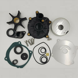 Water pump impeller kit for Johnson Evinrude 120 130 140 HP V4 V6 Outboard, 395062